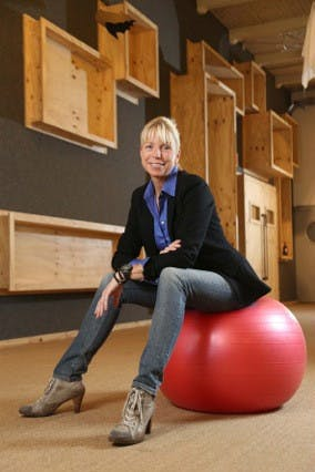 Immer vielfältigere Aufgaben: Gitta Blatt, Head of People bei Wooga. (Foto: Wooga)