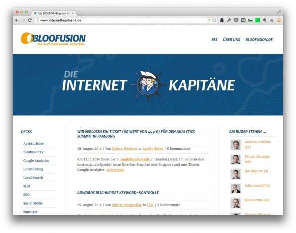 (Screenshot: internetkapitaene.de)