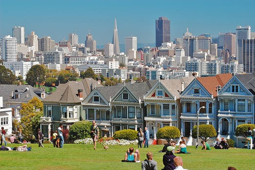 """""""Hier arbeitet niemand für ein deutsches Gehalt"""": Über das Gründen in San Francisco"""