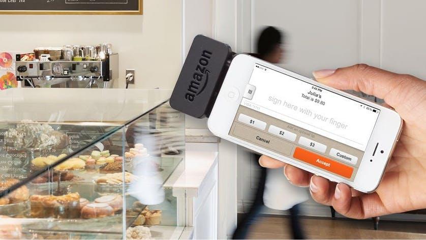 Amazon Local Register: Wie der Versandhändler Square Konkurrenz machen will