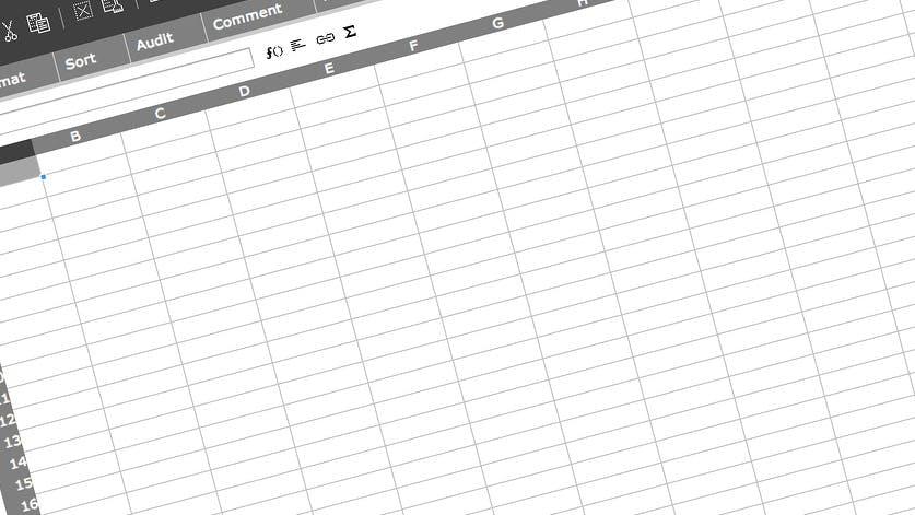 EtherCalc: NodeJS-basierte Tabellenkalkulation für eure nächste Web-App