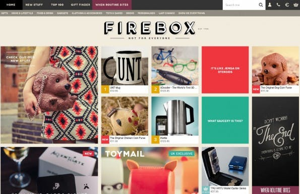 (Screenshot: Firebox)