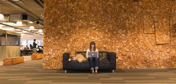 Arbeitgeber können bessere Voraussetzungen für ihre Angestellten schaffen und selbst von einer optimierten Work-Life-Balance der Mitarbeiter profitieren. (Foto: SSDG Interiors)