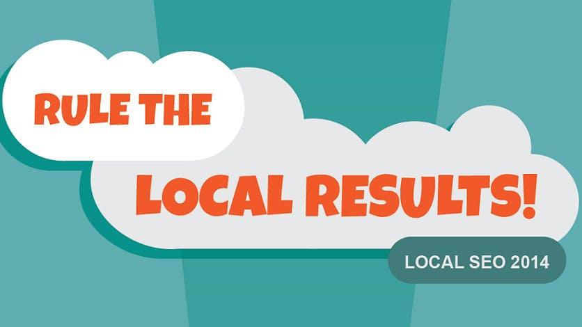Local SEO: So findet jeder Kiezbesucher euren Laden [Infografik]