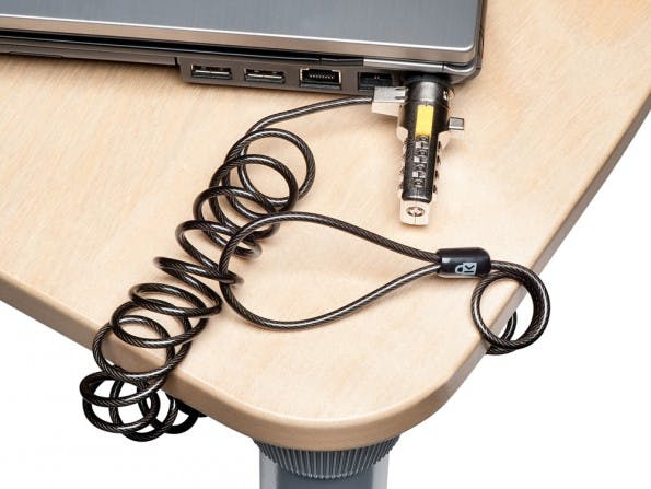 Sicherheit für den Laptop. (Foto: Amazon)