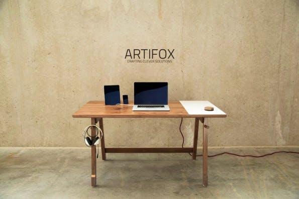 Apple schreibtisch bauen  Nicht von der Stange: Diese 10 Schreibtische verschönern dein ...