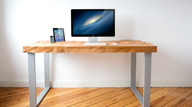 nicht von der stange diese 10 schreibtische versch nern. Black Bedroom Furniture Sets. Home Design Ideas