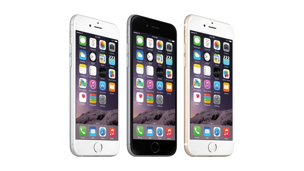 Das neue iPhone 6 gibt es wieder in drei Farbvarianten, ab 700 Euro und es wird ab 19. September ausgeliefert. (Quelle: Apple.com)