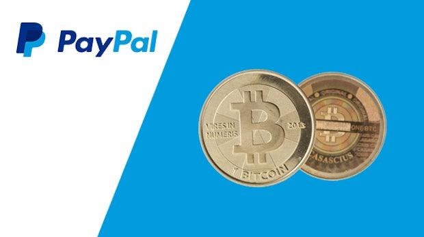 Paypal öffnet sich für Kryptowährung: Erste Onlinehändler können Bitcoin-Zahlungen empfangen