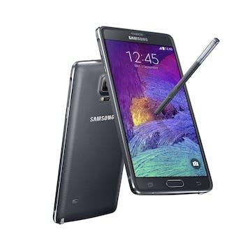 Samsung Galaxy Note 4: Neues Display-Wunder im bekannten 5,7-Zoll-Riesenformat