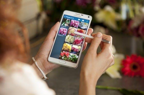 Galaxy-Geräte: Sicherheitslücke ermöglicht Angreifern Fernzugriff (Bild: Samsung)