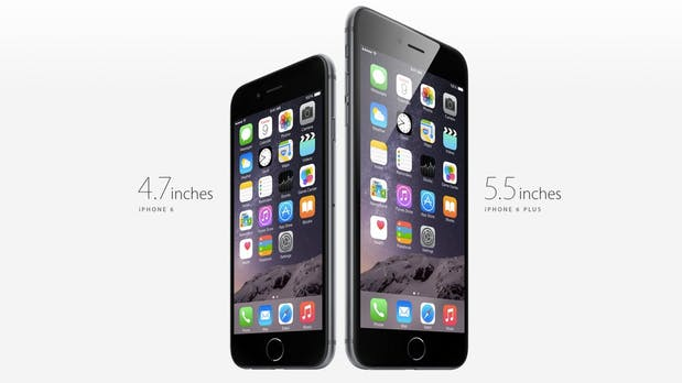 Entwickeln für iPhone 6 und iPhone 6 Plus: Apple stellt PSD-Vorlagen bereit