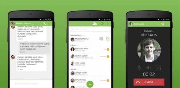 BitTorrent Bleep könnte Skype und WhatsApp Konkurrenz machen. (Grafik: BitTorrent)