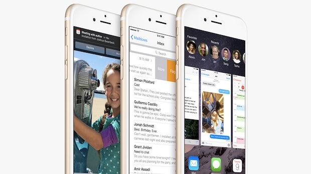 iOS 9: Apple-Insider verraten erste Details