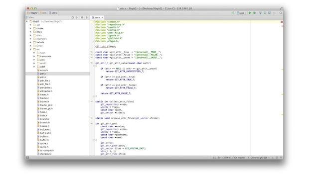 Jetbrains CLion läuft auf OS X, Windows und Linux. (Screenshot: CLion)