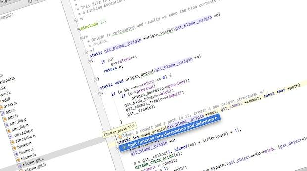 CLion: JetBrains neue Entwicklungsumgebung für C und C++ vorgestellt