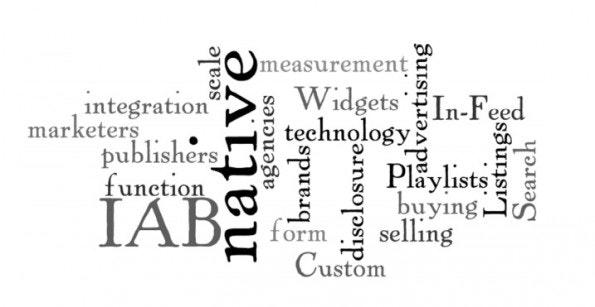 "Cover des ""Native Advertising Playbook"". (Grafik: IAB)"