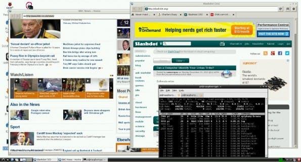 Raspberry Pi: Der optimierte Browser soll das Surfen deutlich angenehmer auf dem Mini-Rechner machen. (Screenshot: Raspberry Pi)