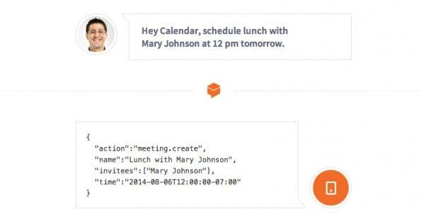 Siri für alle: Mit api.ai integriert ihr leicht eine Sprachsteuerung in eure Apps. (Screenshot: api.ai)