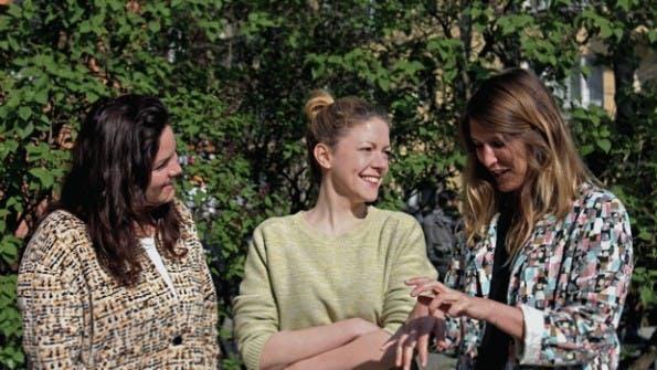 Das Gründerinnen-Team von The Changer. (Foto: The Changer)