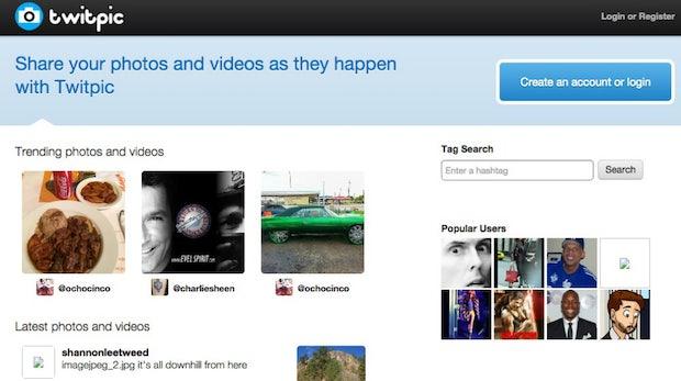 Twitter lässt Twitpic still weiterleben