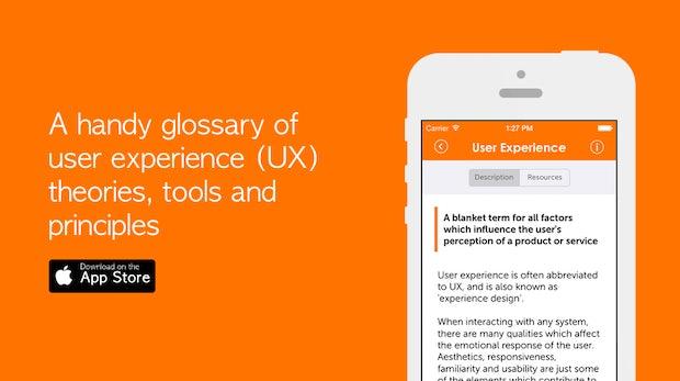 User Experience: Der UX Companion vereint die wichtigsten Begriffe in einem Glossar