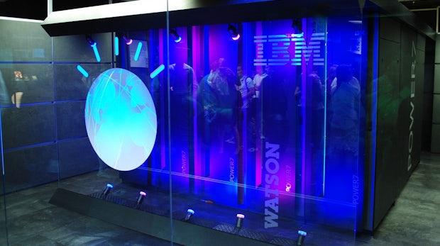 Zapf den Supercomputer an: IBM stellt 8 Watson-APIs vor