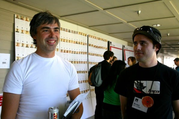 Larry Page. (Foto: Foto: Scott Beale / Laughing Squid, via flickr)