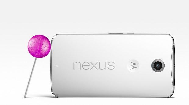 Motorola Nexus 6: Das ist Googles neues Monster-Smartphone