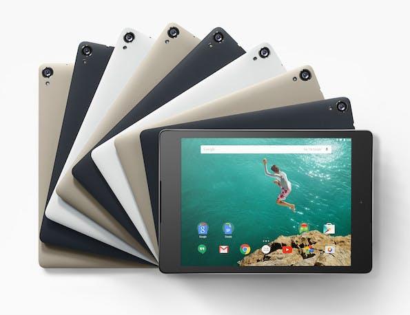 Nexus 9: Neuer iPad-Killer von HTC vorgestellt