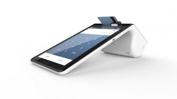 Poynt: Das Terminal soll von Kartenzahlung bis Apple Pay jedwedes Payment-System unterstützen. (Foto: Poynt)