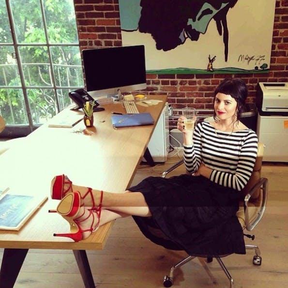 """""""Nasty Gal"""" war ihr Eintritt in die Welt der erfolgreichen Entrepreneure: Sophia Amoruso. (Foto: Nasty Gal)"""