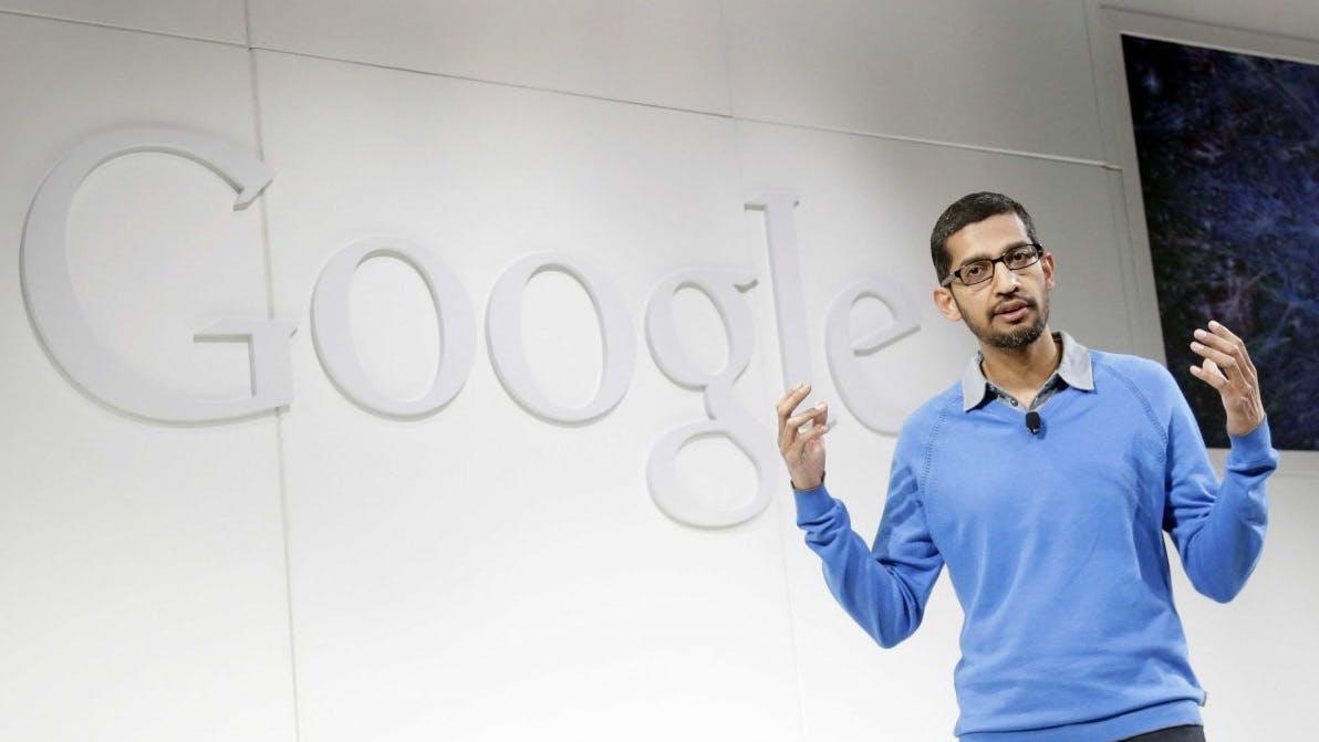 Larry Pages rechte Hand: Sundar Pichai bekommt noch mehr Einfluss bei Google