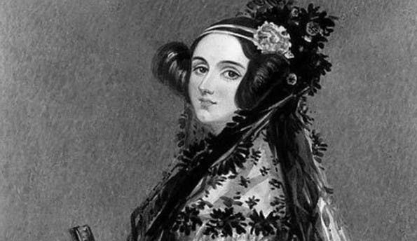 Ada Lovelace entwickelte den ersten Computer-Algorithmus. (Bild: commons.wikimedia.org)
