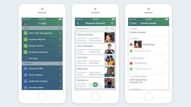 Datenbank statt Google Spreadsheet: Airtable bietet Alternative für jeden Zweck