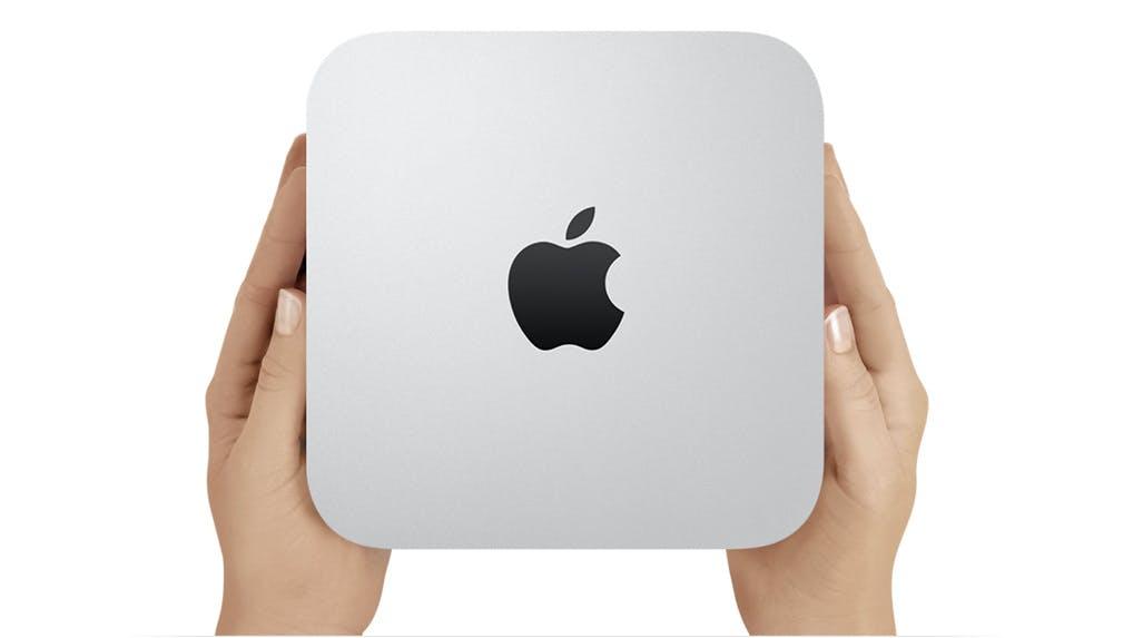 Mac Mini lebt: Tim Cook verspricht Upgrade für kleinen Apple-Rechner