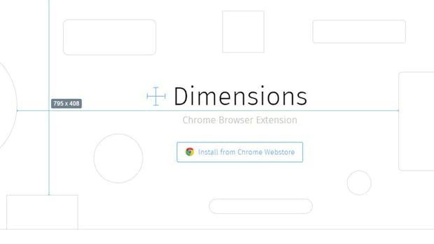Dimensions: Chrome-Extension zur Vermessung der Webwelt