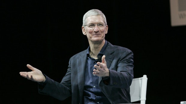 Tim Cook: Apple hat große Innovationen in der Pipeline