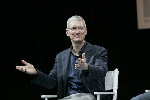 Tim Cook: Apple hat große Innovationen in der Pipeline