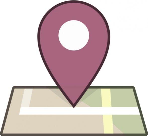 Facebook Places: Das Logo verrät bereits, auf welchen Konkurrenten es Facebook mit dem Produkt abgesehen hatte. (Logo: Facebook)