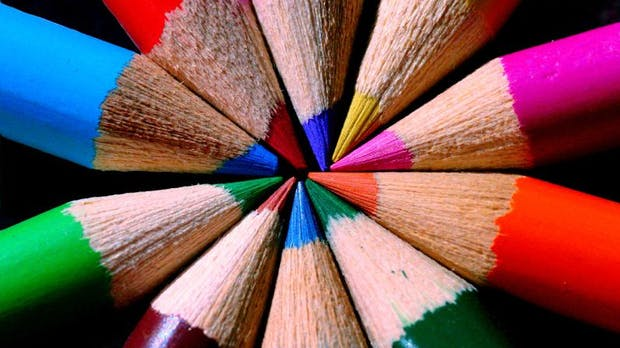 Die Psychologie der Farben – und wie sie unser Einkaufsverhalten beeinflusst [Infografik]
