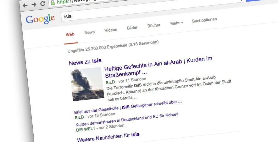 SEO: Google listet Blogs in News-Onebox