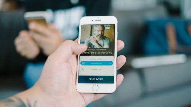 Intro Diese Iphone App Soll Visitenkarten Endgültig Abschaffen