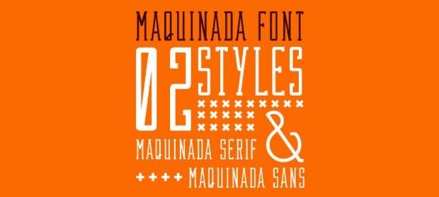 Dieser kostenlose Font wurde von den beiden brasilianischen Designern Henrique Petrus und Gustavo André erstellt. (Grafik: Henrique Petrus / Gustavo André)