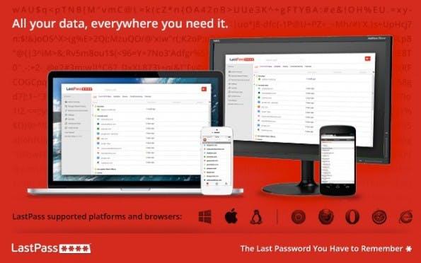 Die Browser-Erweiterung von Lastpass ist für Nutzer des Managers äußerst hilfreich. (Bild: Lastpass)