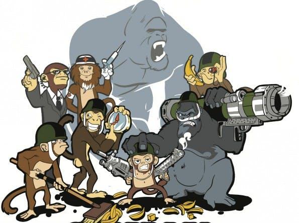 Anfangs war es kein menschlicher Chaos Engineer, sondern Netflix setzte auf die Simian Army – mehrere Tools, die Chaos stiften sollten. (Bild: Netflix)