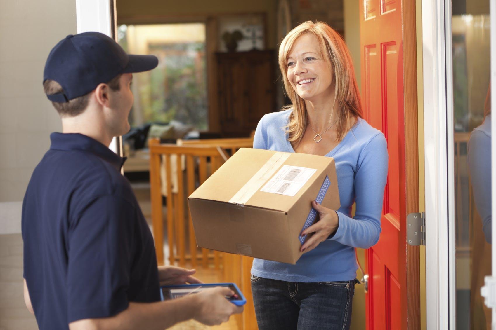 Das Ende der kostenlosen Haustürzustellung ist in Sicht
