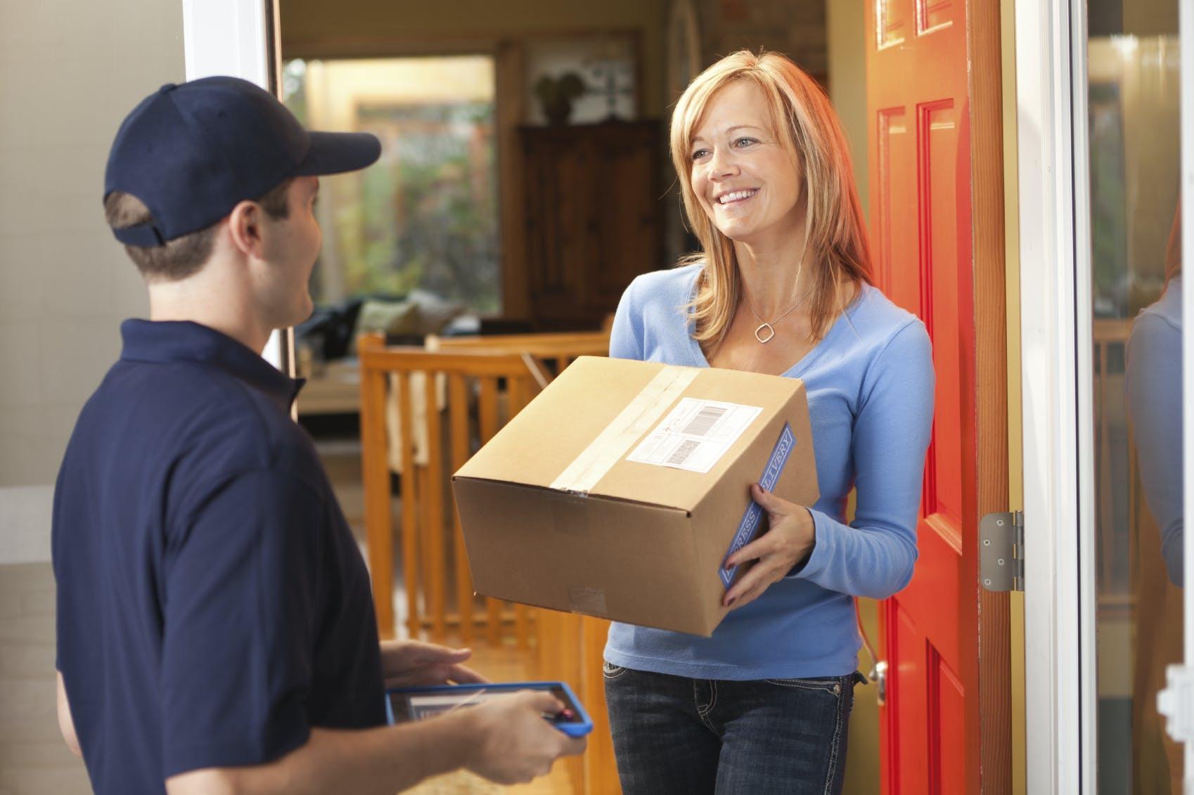 Das Ende der kostenlosen Haustürzustellung ist absehbar
