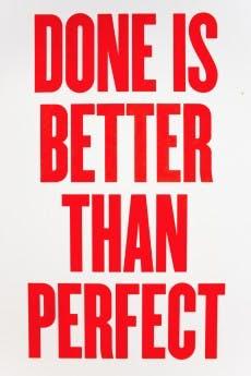 Übertriebener Perfektionismus verschlimmert die Prokrastination. (Foto: Thomas Hawk, via flickr/a>,  Lizenz   CC BY-NC 2.0)