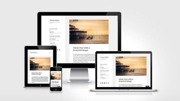 30 kostenlose WordPress-Themes für Responsive Design